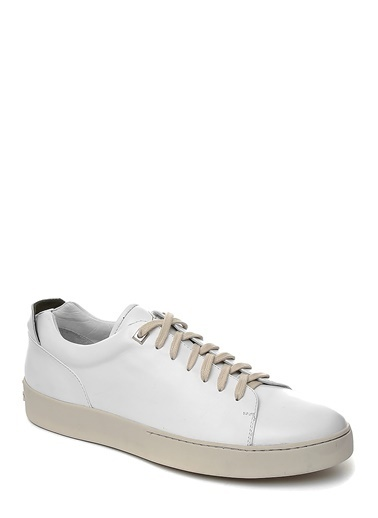 Male Industry Casual Ayakkabı Beyaz